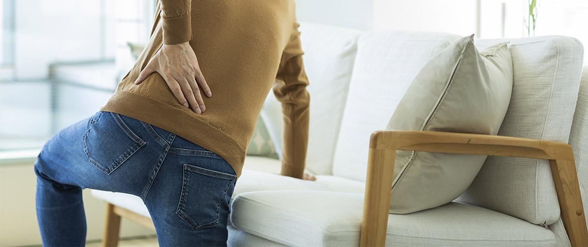 「慢性腰痛」が治らない・悪化する理由